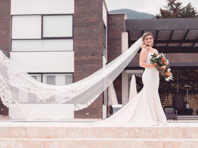 El matrimonio de Eliana y Carlos en El Carmen de Viboral, Antioquia 11