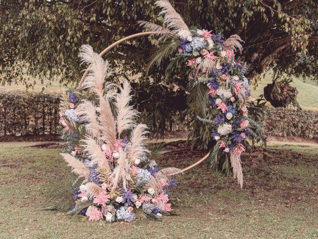 El matrimonio de Eliana y Carlos en El Carmen de Viboral, Antioquia 15