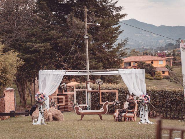 El matrimonio de Eliana y Carlos en El Carmen de Viboral, Antioquia 23