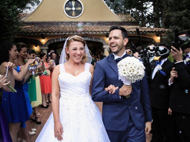 El matrimonio de Laura y Augusto