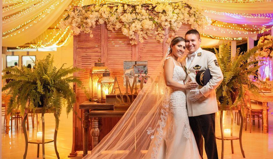 El matrimonio de Mauricio y Victoria en Villavicencio, Meta