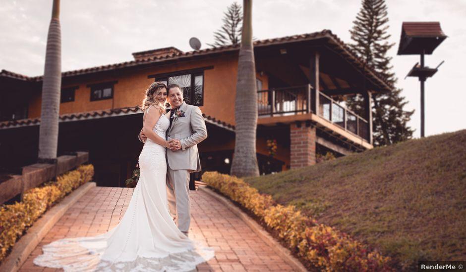 El matrimonio de Eliana y Carlos en El Carmen de Viboral, Antioquia