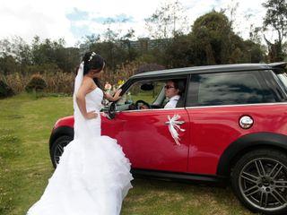 El matrimonio de Jenny y Ricardo  2