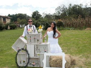 El matrimonio de Jenny y Ricardo