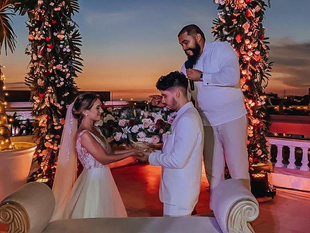 El matrimonio de Valentina y Carlos