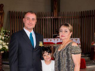 El matrimonio de Erika y Jaime 1