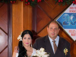 El matrimonio de Erika y Jaime 2