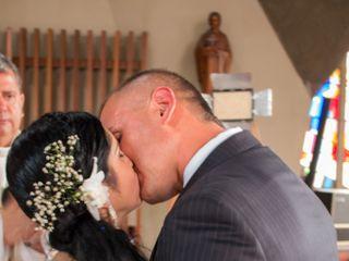 El matrimonio de Erika y Jaime 3