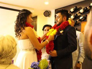 El matrimonio de Karen y Camilo 1