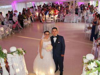 El matrimonio de Laura  y Andrés