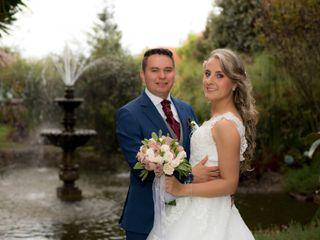 El matrimonio de Lady y Erick