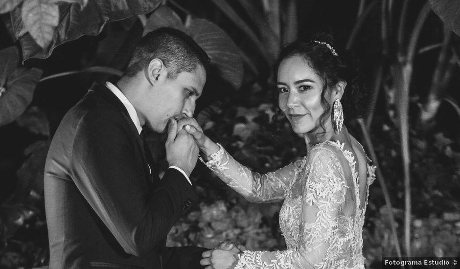 El matrimonio de David y Karen en Bogotá, Bogotá DC
