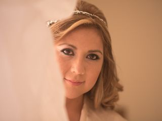 El matrimonio de Luz Soraya Pérez  y Camilo Montealegre  1