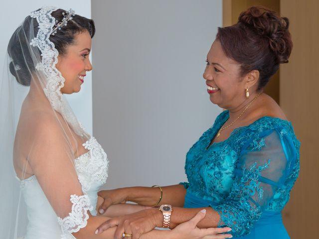 El matrimonio de Fermín y Betty en Cartagena, Bolívar 11