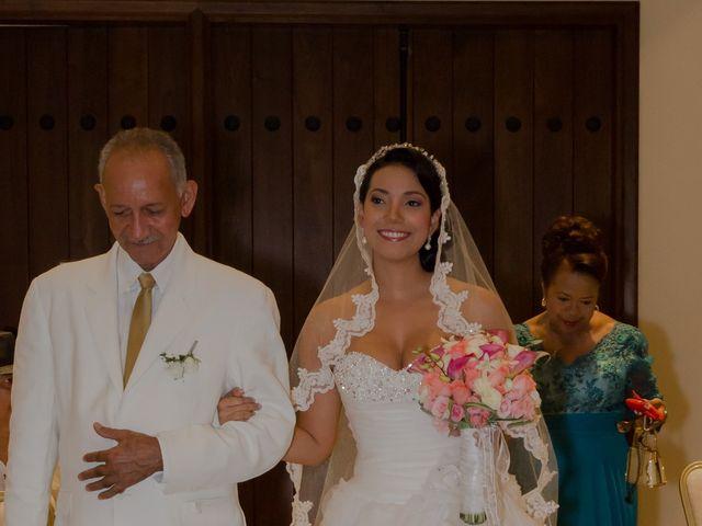 El matrimonio de Fermín y Betty en Cartagena, Bolívar 14