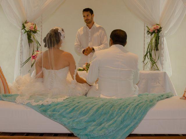 El matrimonio de Fermín y Betty en Cartagena, Bolívar 16