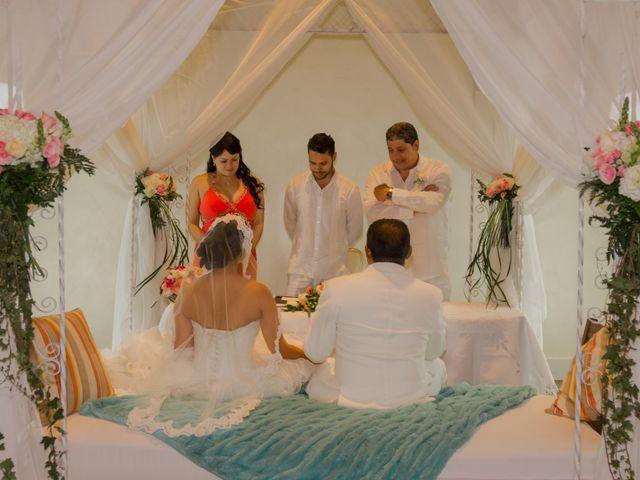 El matrimonio de Fermín y Betty en Cartagena, Bolívar 17