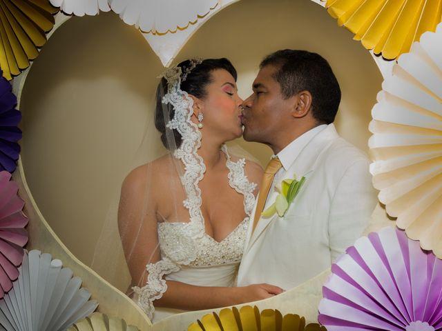 El matrimonio de Fermín y Betty en Cartagena, Bolívar 23