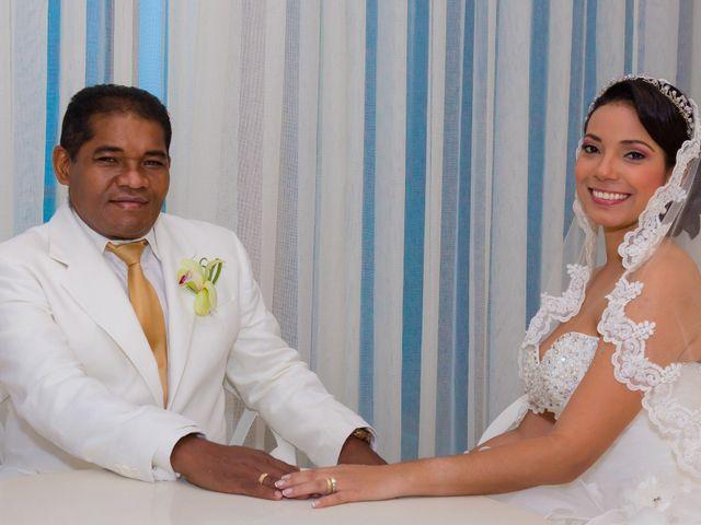El matrimonio de Fermín y Betty en Cartagena, Bolívar 26