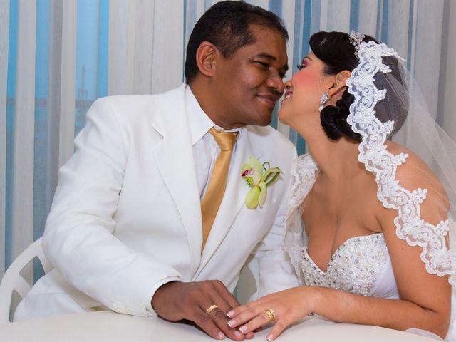 El matrimonio de Fermín y Betty en Cartagena, Bolívar 27