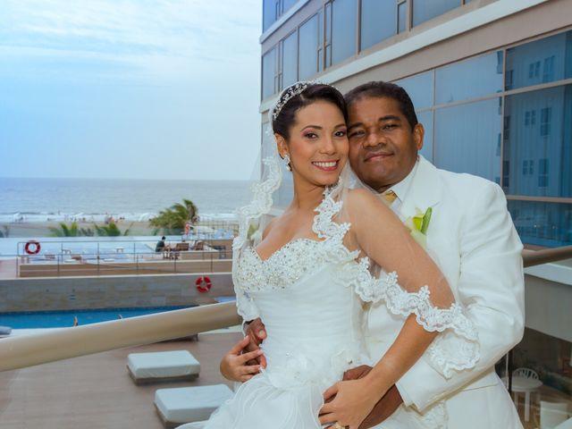El matrimonio de Fermín y Betty en Cartagena, Bolívar 28