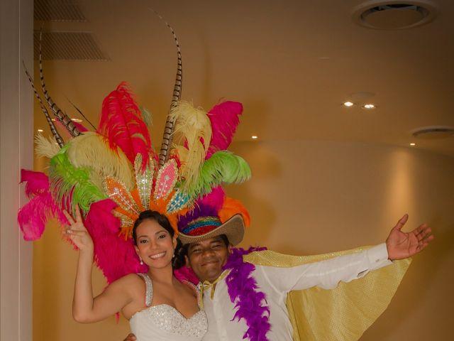 El matrimonio de Fermín y Betty en Cartagena, Bolívar 35