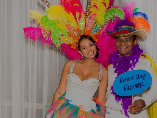 El matrimonio de Fermín y Betty en Cartagena, Bolívar 36