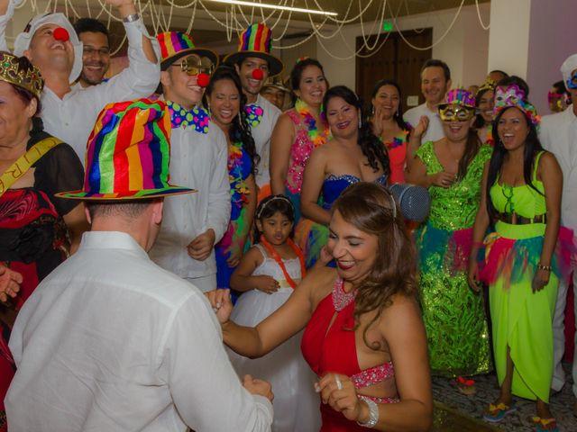 El matrimonio de Fermín y Betty en Cartagena, Bolívar 40