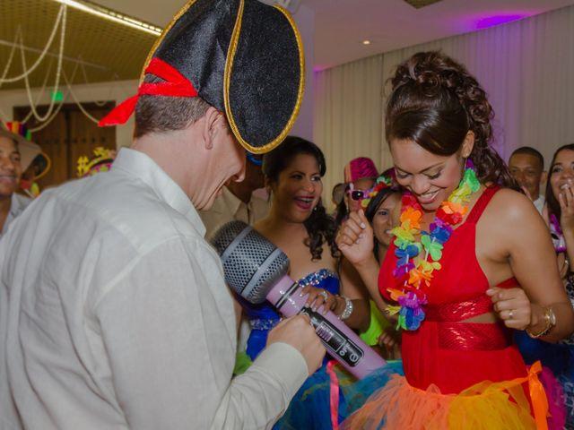 El matrimonio de Fermín y Betty en Cartagena, Bolívar 42