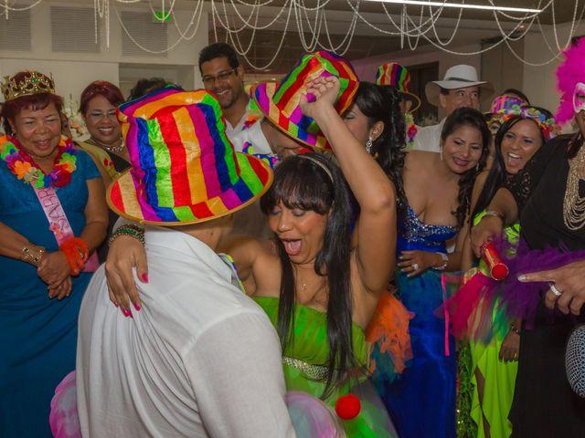 El matrimonio de Fermín y Betty en Cartagena, Bolívar 43