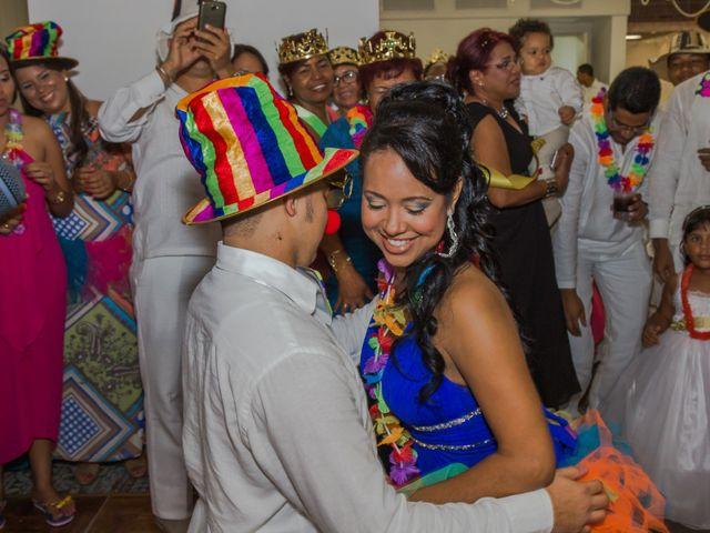 El matrimonio de Fermín y Betty en Cartagena, Bolívar 44