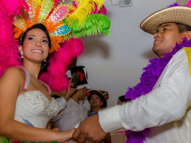 El matrimonio de Fermín y Betty en Cartagena, Bolívar 46