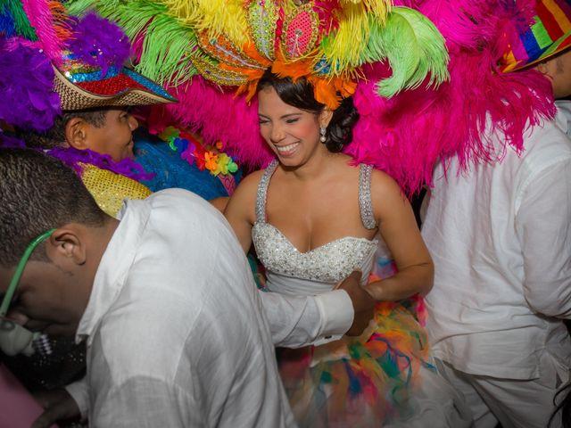 El matrimonio de Fermín y Betty en Cartagena, Bolívar 48