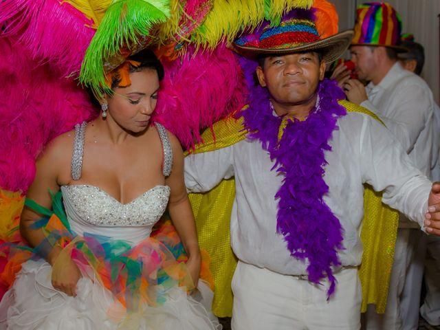 El matrimonio de Fermín y Betty en Cartagena, Bolívar 50