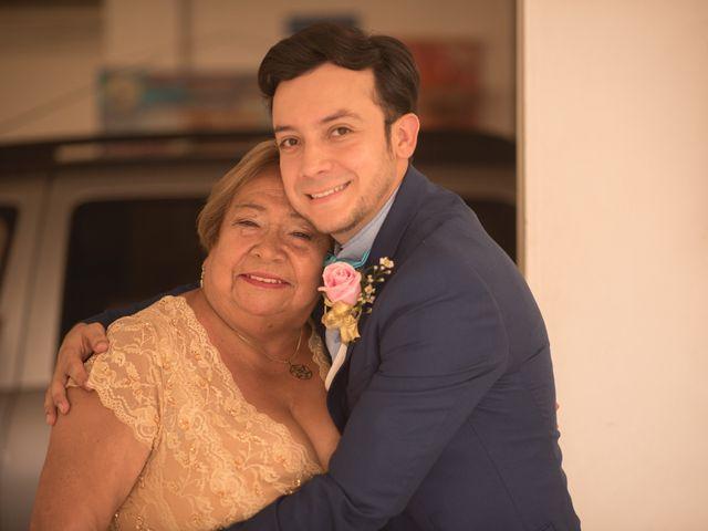 El matrimonio de Camilo Montealegre  y Luz Soraya Pérez  en Santa Marta, Magdalena 8