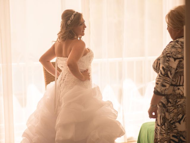 El matrimonio de Camilo Montealegre  y Luz Soraya Pérez  en Santa Marta, Magdalena 9