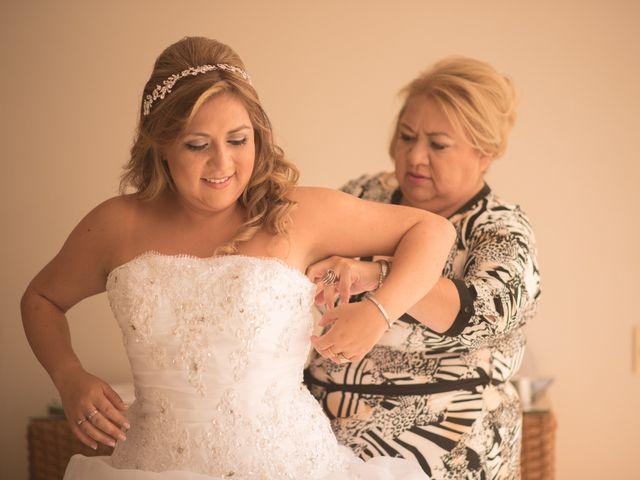 El matrimonio de Camilo Montealegre  y Luz Soraya Pérez  en Santa Marta, Magdalena 10
