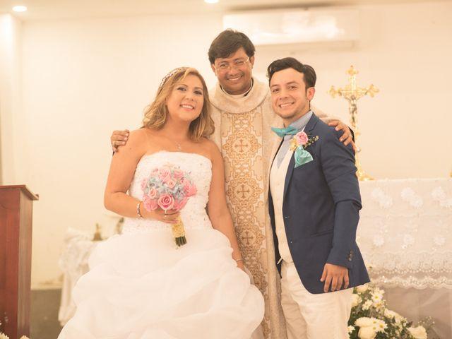 El matrimonio de Camilo Montealegre  y Luz Soraya Pérez  en Santa Marta, Magdalena 41