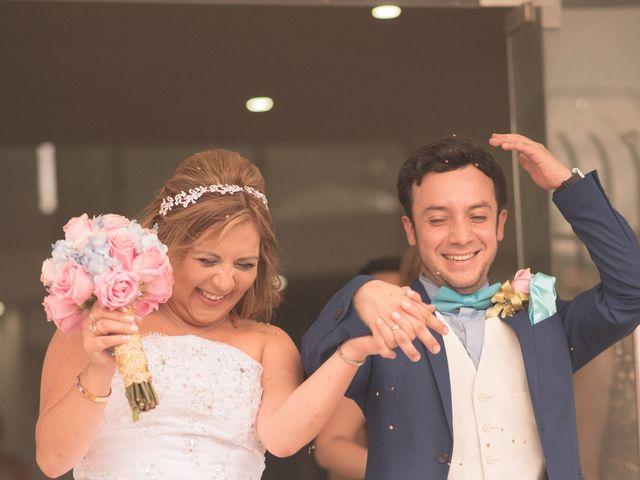El matrimonio de Camilo Montealegre  y Luz Soraya Pérez  en Santa Marta, Magdalena 42