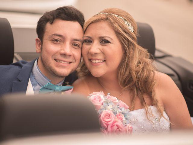 El matrimonio de Luz Soraya Pérez  y Camilo Montealegre