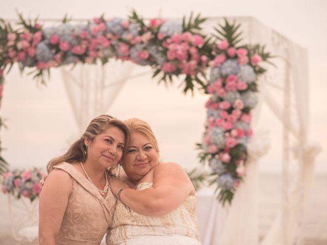 El matrimonio de Camilo Montealegre  y Luz Soraya Pérez  en Santa Marta, Magdalena 51