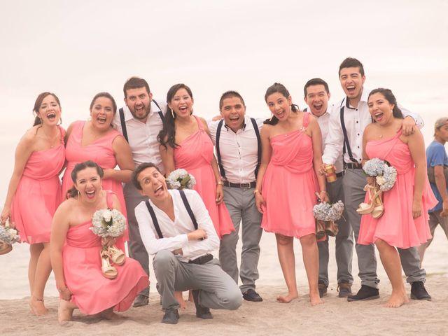 El matrimonio de Camilo Montealegre  y Luz Soraya Pérez  en Santa Marta, Magdalena 65