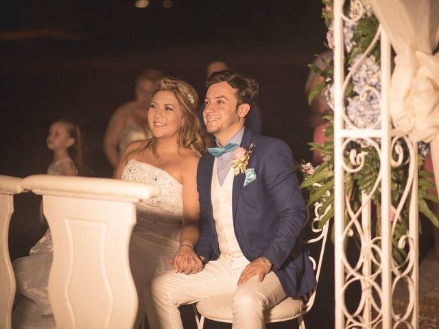 El matrimonio de Camilo Montealegre  y Luz Soraya Pérez  en Santa Marta, Magdalena 66