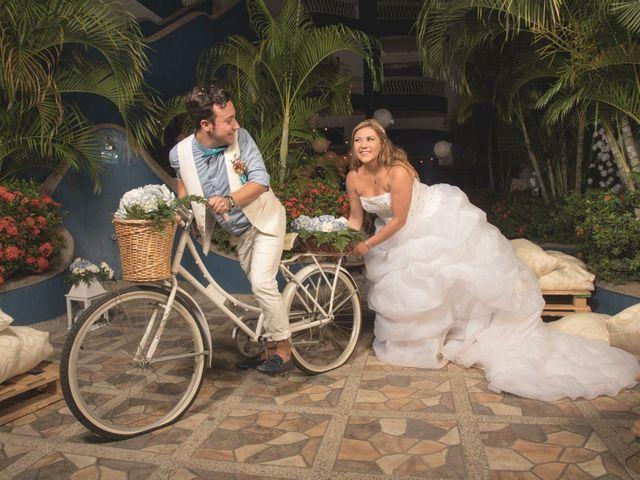 El matrimonio de Camilo Montealegre  y Luz Soraya Pérez  en Santa Marta, Magdalena 67