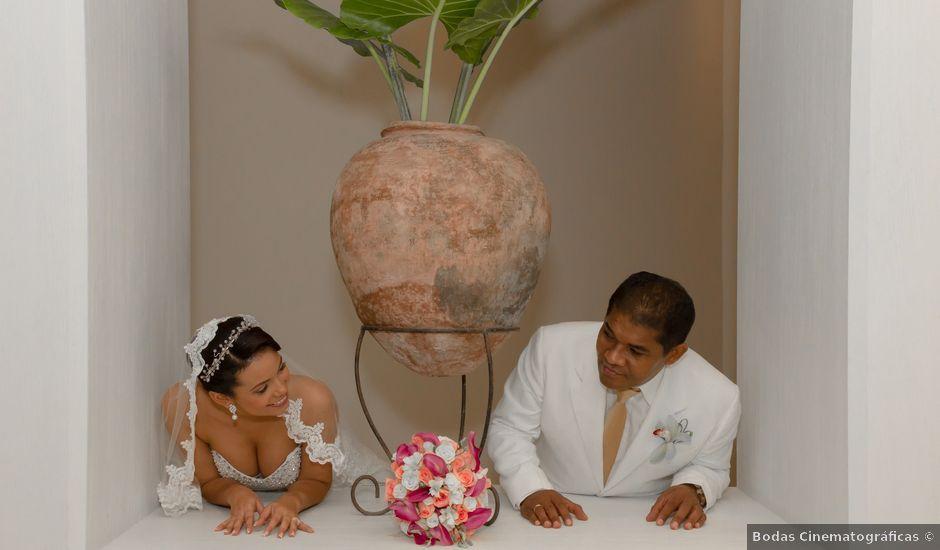 El matrimonio de Fermín y Betty en Cartagena, Bolívar