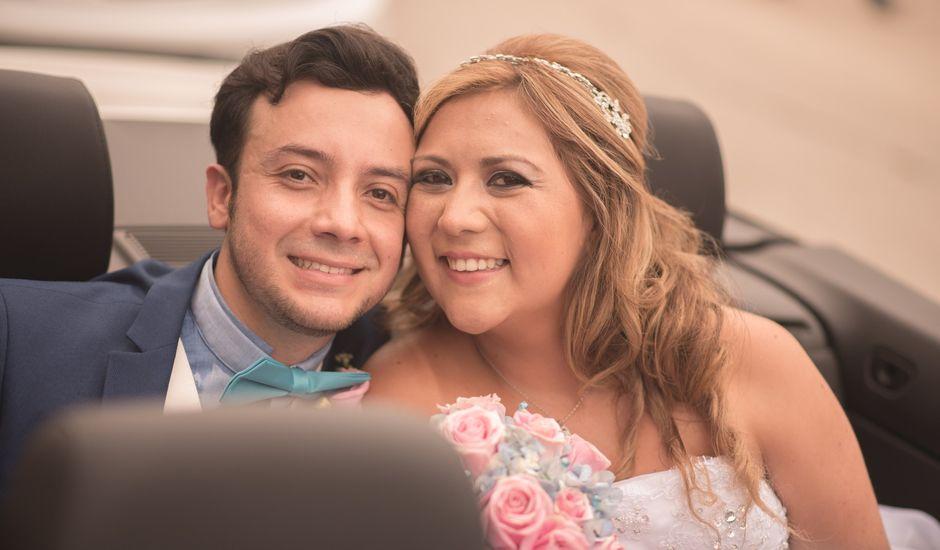 El matrimonio de Camilo Montealegre  y Luz Soraya Pérez  en Santa Marta, Magdalena