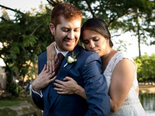 El matrimonio de Marta y Juan Pablo