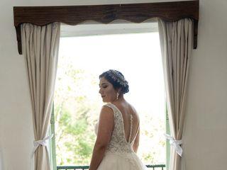 El matrimonio de Natalia Fernanda y Robinson 2