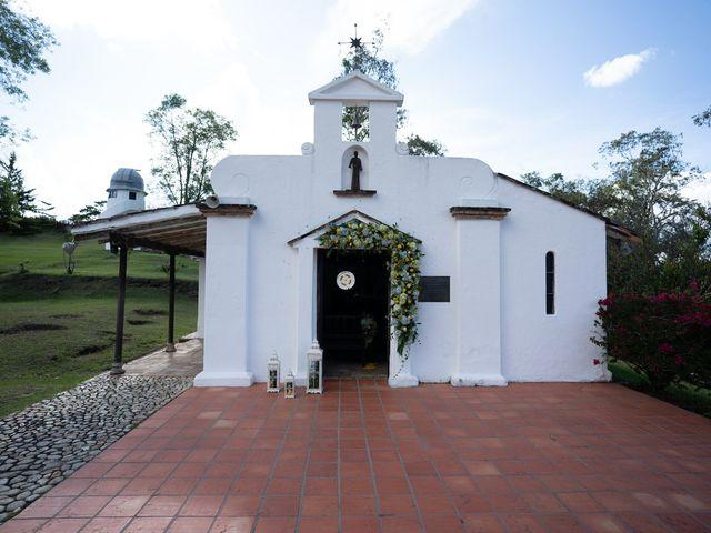 El matrimonio de Robinson y Natalia Fernanda en Rionegro, Antioquia 1
