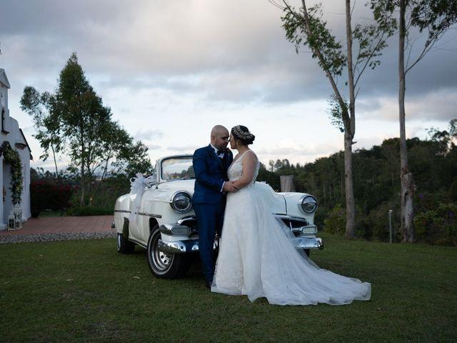 El matrimonio de Robinson y Natalia Fernanda en Rionegro, Antioquia 4